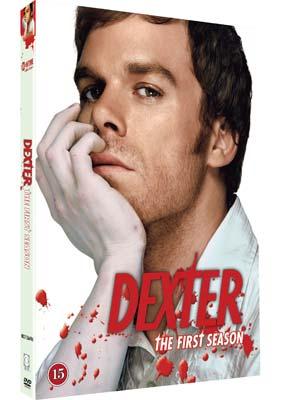 Dexter:     Season 1 (4-disc) (DVD) - Klik her for at se billedet i stor størrelse.