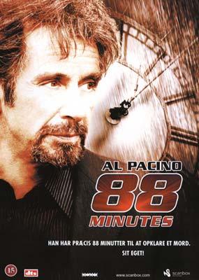 88 Minutes  (DVD) - Klik her for at se billedet i stor størrelse.