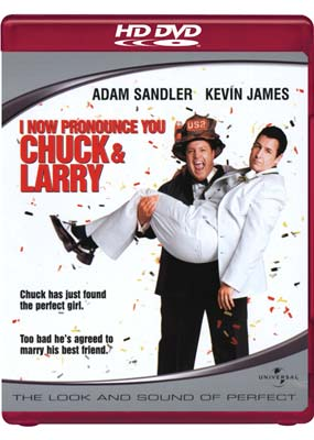 I Now Pronounce You Chuck and Larry (HD-DVD) (HD) - Klik her for at se billedet i stor st�rrelse.