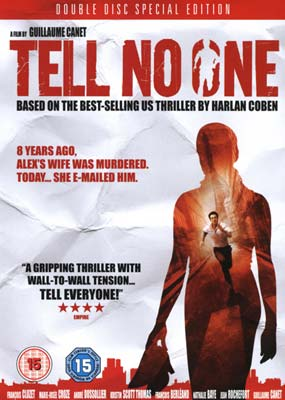 Tell No   One (2-disc) (DVD) - Klik her for at se billedet i stor st�rrelse.