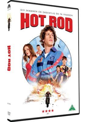 Hot Rod  (DVD) - Klik her for at se billedet i stor størrelse.