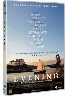 Evening  (DVD) - Klik her for at se billedet i stor størrelse.