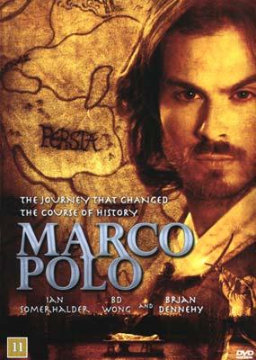 Marco Polo (Ian Somerhalder) (DVD) - Laserdisken.dk - salg af DVD og Blu-ray film.