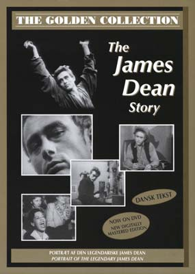 James Dean Story, The (Dokumentar) (DVD) - Klik her for at se billedet i stor st�rrelse.