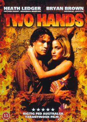 Two Hands  (DVD) - Klik her for at se billedet i stor størrelse.