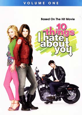 10 Things I Hate About You: Volume 1 (2-disc) (DVD) - Klik her for at se billedet i stor størrelse.