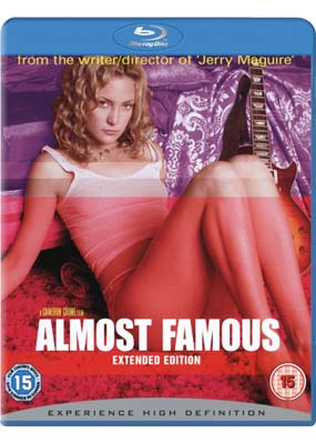 Almost Famous Untitled: The Extended    Cut (Blu-ray) (BD) - Klik her for at se billedet i stor st�rrelse.