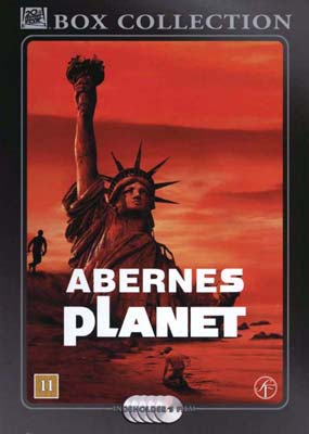 Abernes Planet - Collection (5 film) (5-disc) (DVD) - Klik her for at se billedet i stor st�rrelse.