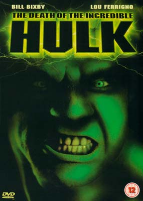 Death of the Incredible Hulk, The  (DVD) - Klik her for at se billedet i stor st�rrelse.