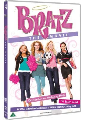 Bratz: The   Movie  (DVD) - Klik her for at se billedet i stor st�rrelse.