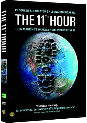 11th Hour, The (Dokumentar) (DVD) - Klik her for at se billedet i stor st�rrelse.
