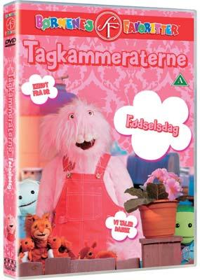Tagkammeraterne: Fødselsdag  (DVD) - Klik her for at se billedet i stor størrelse.