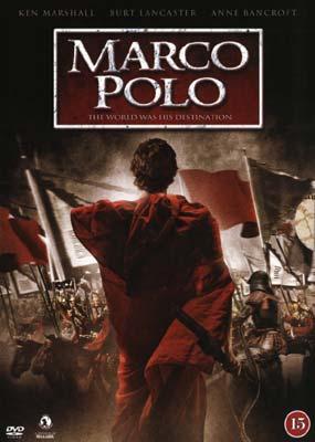 Marco Polo (Miniserie) (4-disc) (DVD) - Laserdisken.dk - salg af DVD og Blu-ray film.