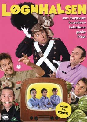 Løgnhalsen 1: som dyrepasser, kassedame, balletlærer, garder, frisør  (DVD) - Klik her for at se billedet i stor størrelse.