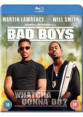 Bad Boys (Blu-ray) (BD) - Klik her for at se billedet i stor størrelse.