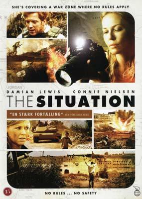 Situation, The (Connie Nielsen)  (DVD) - Klik her for at se billedet i stor størrelse.