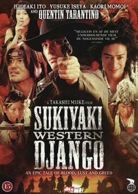 Sukiyaki Western      Django  (DVD) - Klik her for at se billedet i stor størrelse.