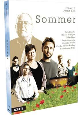 Sommer: Sæson 1 - Afsnit 1-10 (4-disc) (DVD) - Laserdisken.dk - salg af DVD og Blu-ray film.
