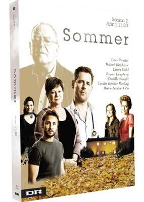 Sommer: Sæson 2 - Afsnit 11-20 (4-disc) (DVD) - Laserdisken.dk - salg af DVD og Blu-ray film.