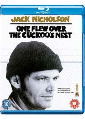 One Flew over the Cuckoo's  Nest (Blu-ray) (BD) - Klik her for at se billedet i stor st�rrelse.