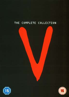 V:         The Complete Collection (3-pack) (DVD) - Klik her for at se billedet i stor størrelse.