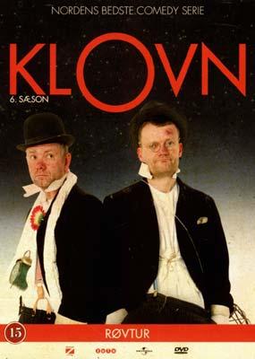 Klovn: 6. sæson - røvtur (2-disc) (DVD) - Laserdisken.dk - salg af DVD og Blu-ray film.
