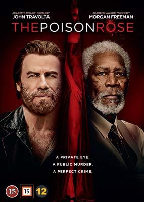 Poison Rose, The  (DVD) - Klik her for at se billedet i stor størrelse.