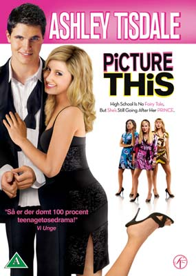 Picture This! (Ashley Tisdale)  (DVD) - Klik her for at se billedet i stor størrelse.