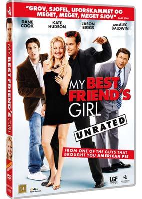 My Best Friend's           Girl (Unrated) (DVD) - Klik her for at se billedet i stor størrelse.