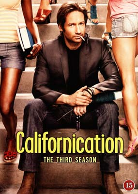 Californication:  Season 3 (2-disc) (DVD) - Klik her for at se billedet i stor st�rrelse.
