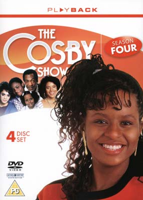 Cosby Show, The: Season  4 (4-disc) (DVD) - Klik her for at se billedet i stor st�rrelse.