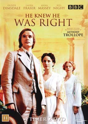 He Knew He Was Right (2-disc) (DVD) - Klik her for at se billedet i stor st�rrelse.