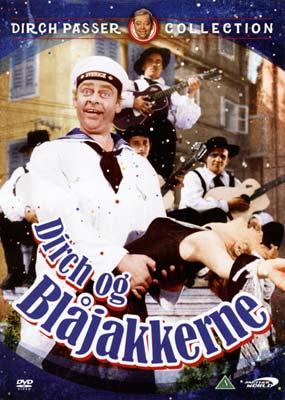 Dirch og Blåjakkerne (DVD) - Laserdisken.dk - salg af DVD og Blu-ray film.