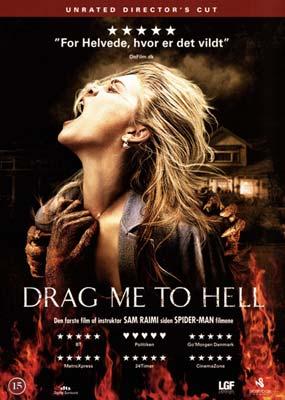 Drag Me  to   Hell (Unrated) (DVD) - Klik her for at se billedet i stor størrelse.