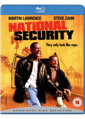 National Security (Blu-ray) (BD) - Klik her for at se billedet i stor st�rrelse.