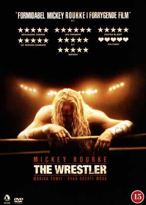 Wrestler, The (Mickey      Rourke)  (DVD) - Klik her for at se billedet i stor størrelse.