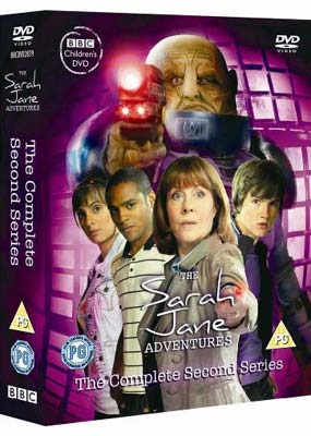 Sarah Jane Adventures,  The: Series 2 (4-disc) (DVD) - Klik her for at se billedet i stor st�rrelse.
