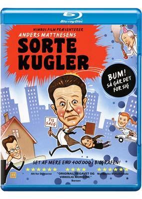 Sorte kugler (Blu-ray) (BD) - Klik her for at se billedet i stor størrelse.