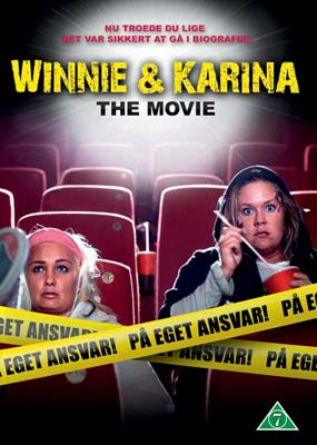 Winnie & Karina: The Movie  (DVD) - Klik her for at se billedet i stor st�rrelse.