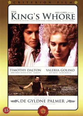King's Whore, The  (DVD) - Klik her for at se billedet i stor størrelse.