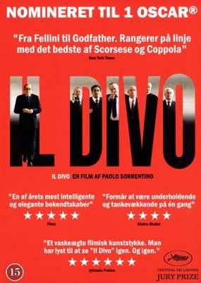 Il divo paolo sorrentino dvd salg af dvd og blu ray film - Il divo movie ...