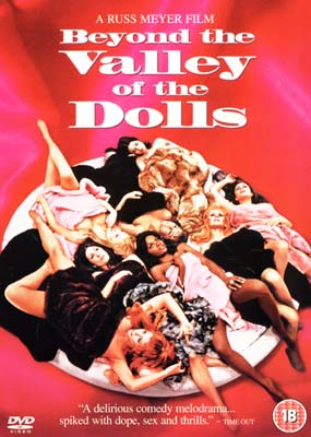 Beyond the Valley of the Dolls  (DVD) - Klik her for at se billedet i stor st�rrelse.