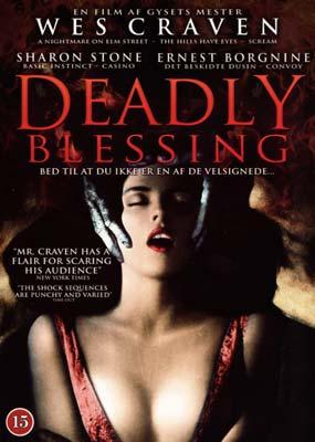 Deadly Blessing  (DVD) - Klik her for at se billedet i stor størrelse.
