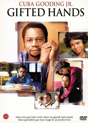 Gifted Hands: The Ben Carson Story  (DVD) - Klik her for at se billedet i stor st�rrelse.