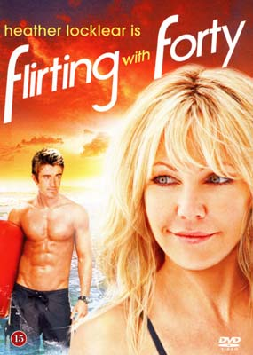 Flirting with Forty  (DVD) - Klik her for at se billedet i stor st�rrelse.