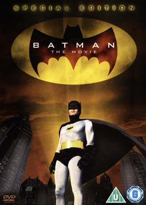 Batman the   Movie (Special Edition) (DVD) - Klik her for at se billedet i stor st�rrelse.