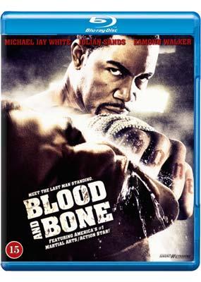 Blood and Bone  (Michael Jai White) (Blu-ray) (BD) - Klik her for at se billedet i stor størrelse.
