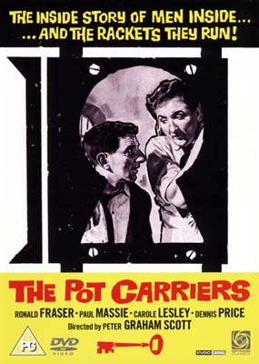 Pot Carriers, The  (DVD) - Klik her for at se billedet i stor st�rrelse.
