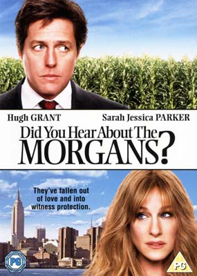 Did You Hear About the  Morgans?  (DVD) - Klik her for at se billedet i stor størrelse.