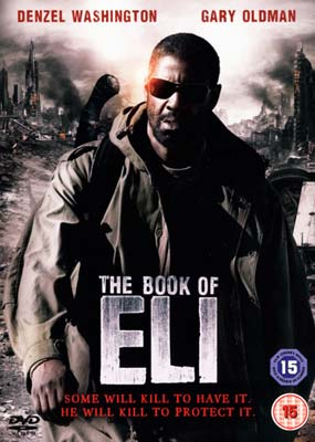 Book of Eli,        The  (DVD) - Klik her for at se billedet i stor st�rrelse.